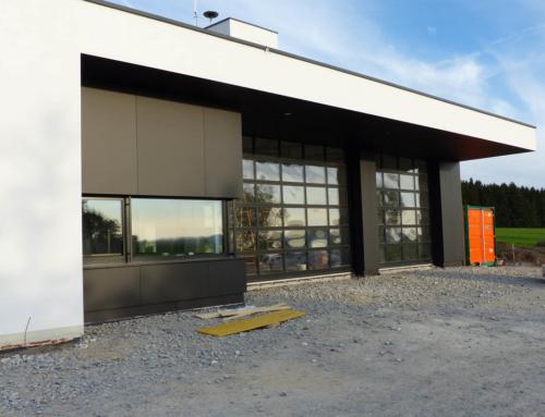 Bauupdate: Möbelmontage begonnen und Fassade fertiggestellt, KW 38