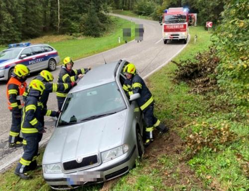 Einsatz – L1480 – Verkehrsunfall mit Sachschaden, am 11.10.2020