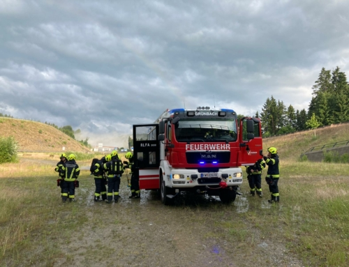Einsatzübung Kfz Brand im Tunnel, am 24.06.2021